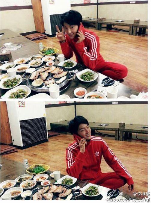イ・ジュンギ、新ドラマ「Two Weeks」徹夜の撮影を乗り切る秘訣は、韓国人の元気の源サムギョプサル!?