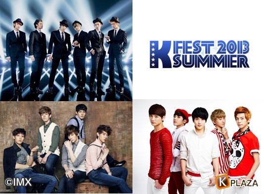 C-CLOWN、A-PRINCE、HISTORY、「K-Fest SUMMER ! 」追加公演決定!