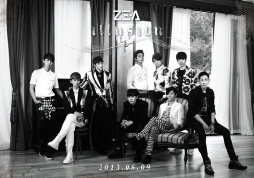 ZE:A、活動一時中断のムン・ジュンヨンも合流で8月に2年5か月振りのカムバック