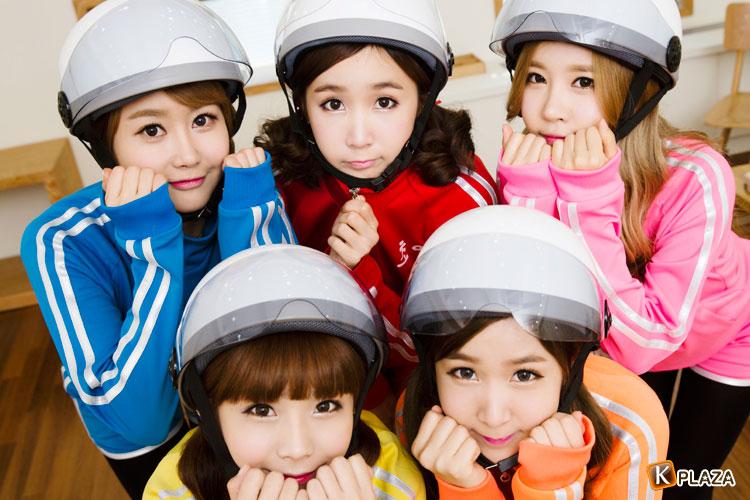 韓国の女性5人組アイドルグループCRAYON POP (クレヨンポップ)がライブイベント開催!