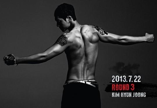 キム・ヒョンジュン、「Yahoo Asia Buzz Awards2013」で「今年の人気検索韓国アーティスト賞」5年連続受賞!!