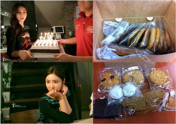 女優シン・セギョン、ファンミーティングでファン全員に手作りクッキーをプレゼント!
