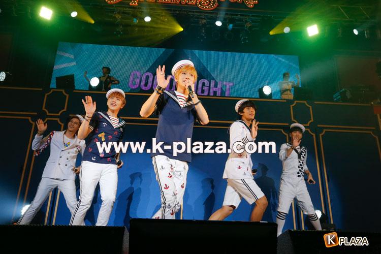 B1A4のAMAZINGなZeppツアーがスタート!おもちゃ屋「AMAZING STORE」を舞台に繰り広げられる真夏の夜のスペシャル・ステージ!