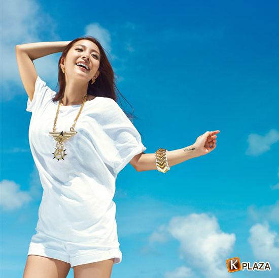 BoA 新曲「Message/Call my name」10/23(水)リリース決定!
