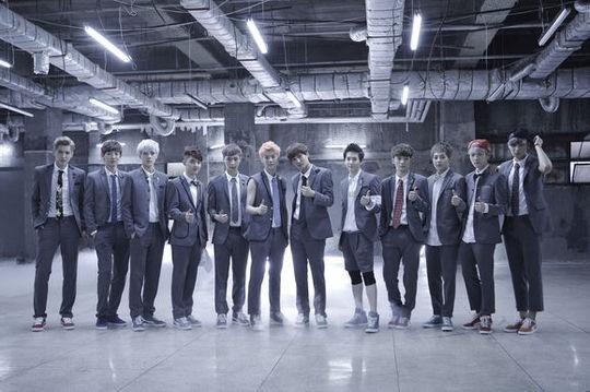 EXO(エクソ)人気は続く、台湾&タイの音楽チャートも独占?!