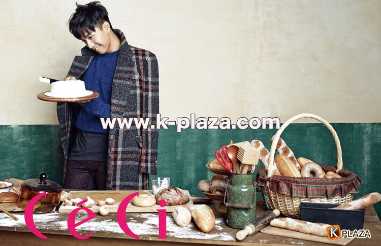 韓国雑誌Ceci10月号グラビア公開!イ・スンギ、イ・ジョンソク、ニューイースト、BtoB、EXO