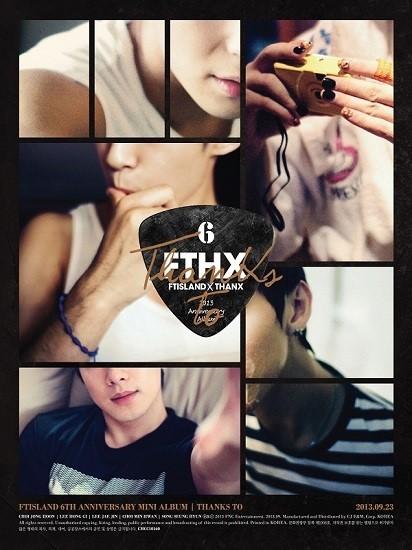 FTIsland(エフティアイランド)、韓国で23日全曲自作曲アルバムのリリース決定!