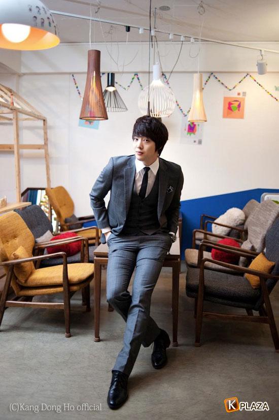 カン・ドンホのプロフィール|韓国俳優のプロフィールと出演作情報