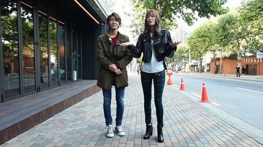 トップモデル イ・ヒョン&ZE:Aグァンヒがファッションコーディネート対決!「グァンヒのファッションは、2%不足している」