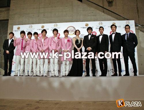Korean Enta 10th Awards フォトセッションレポート!集合編