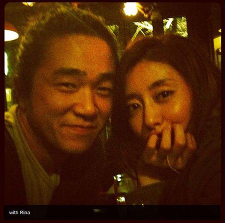 高木りな、韓国人プロデューサーと挙式!新郎に大きな関心集まる