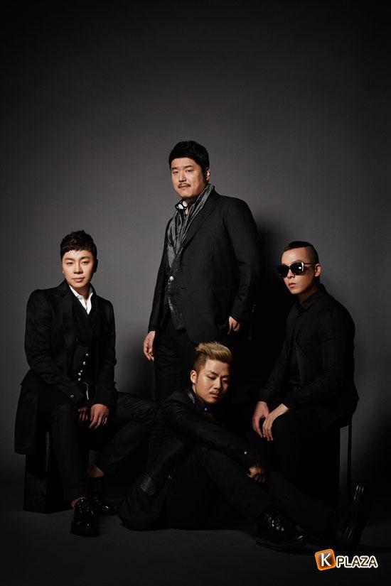 韓国人気コーラス・グループBrown Eyed Soulが日本進出!