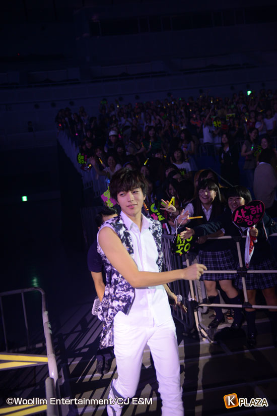 INFINITE横浜ライブ写真13