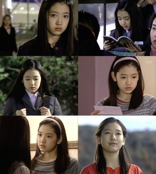 パク・シネは中学時代から美しかった!子供時代の写真で韓国芸能界を代表する「天然美人」を証明!