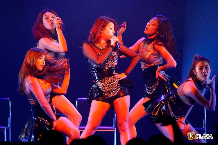 Ailee(エイリー)、日本初のパフォーマンスライブは大成功に!