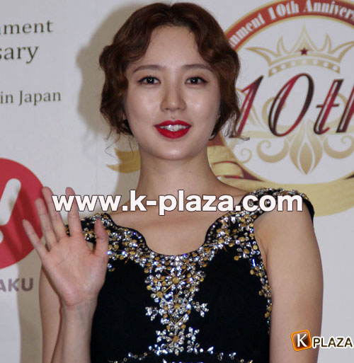 Korean Enta 10th Awards フォトセッションレポート!ユン・ウネ編