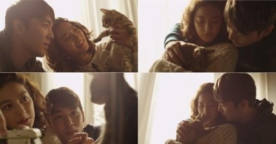 SUPER JUNIOR(スーパージュニア)カンイン&パク・セヨン主演映画「猫の葬儀」、スイートな雰囲気のスチールカット公開される!