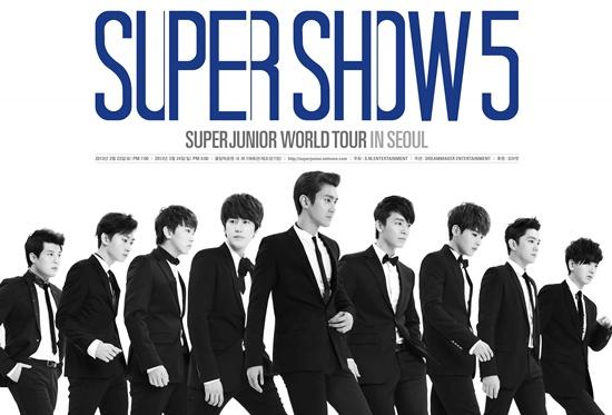 SUPER JUNIOR(スーパージュニア)、イギリス&メキシコで初となる単独コンサート開催!