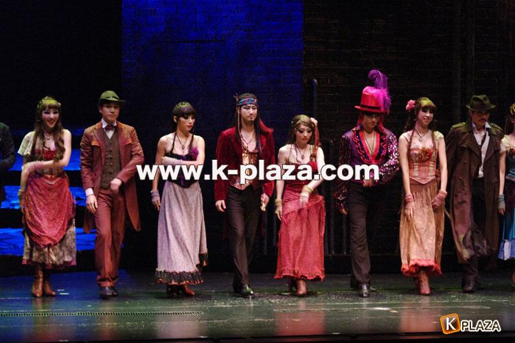 韓国ミュージカル「Jack the Ripper」マスコミ向けに第二幕の公開舞台稽古フォトレポート