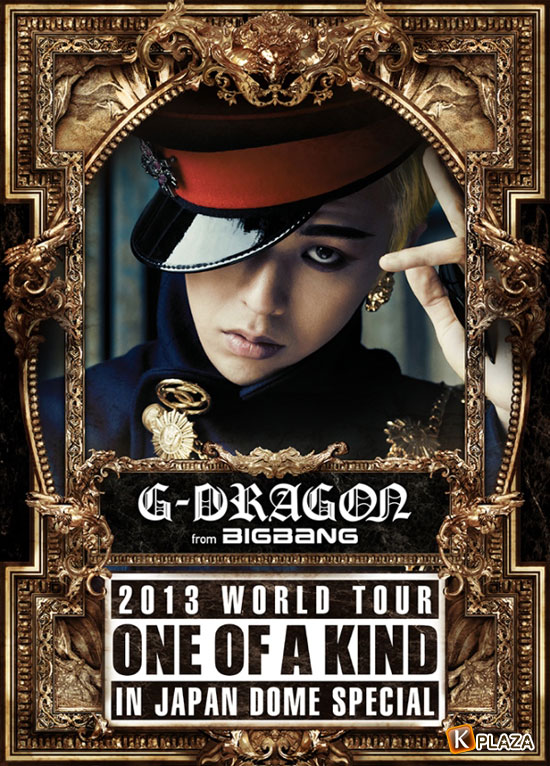 G-DRAGON(BIGBANG) 日本ソロデビューアルバム& ドームツアーLIVE DVD全貌公開!