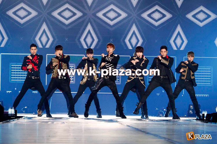 "SUPER JUNIOR WORLD TOUR ""SUPER SHOW 5"" in OSAKA」開催!"