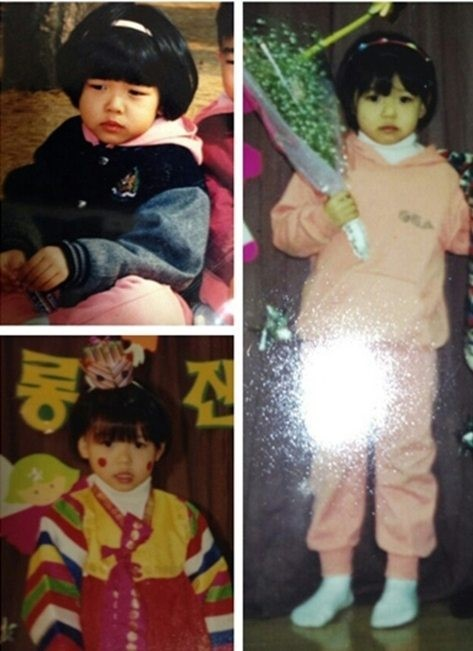 少女時代スヨン、幼少時代の写真公開「本当に不細工な子供でしょ?思い出ぽろぽろ…」