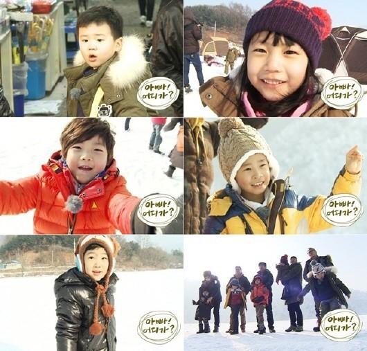 韓国で大人気のバラエティ番組「パパ、どこ行くの?」クォン・サンウ出演説に期待集まるが・・・