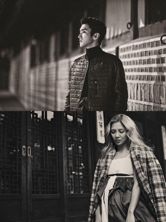 SUPER JUNIOR(スーパージュニア)シウォン&少女時代ヒョヨン、Vogueが選ぶ韓国代表名詞に!