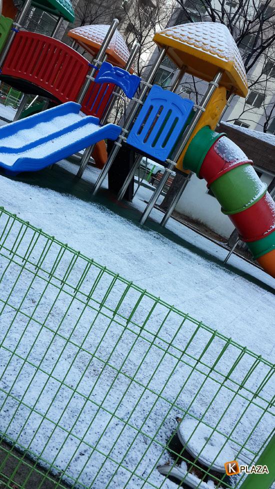 今日のソウルの風景〜2013年12月11日