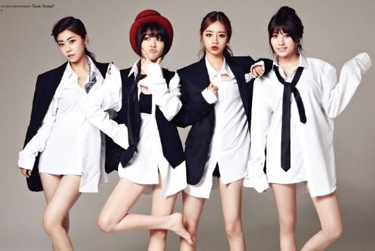 Girl's Day、来年1月カムバック発表!「次回は、より女性の美しさを…」