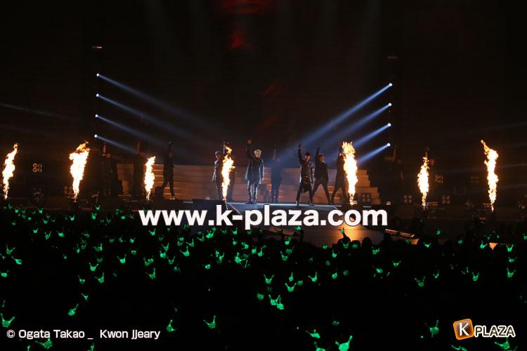 「B.A.P(ビーエーピー) 1st Japan tour:WARRIOR Begins」 ツアーファイナルが大盛況で終了!取材レポート!