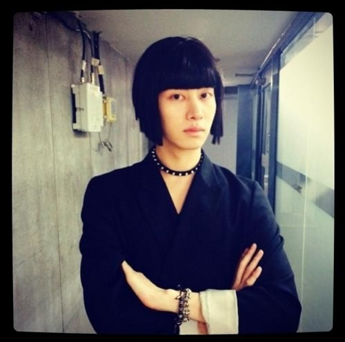 SUPER JUNIOR(スーパージュニア)ヒチョルの女装!ドラマ「相続者たち」ユ・ラヘルをパロディ!「私が、キム・タンの婚約者」