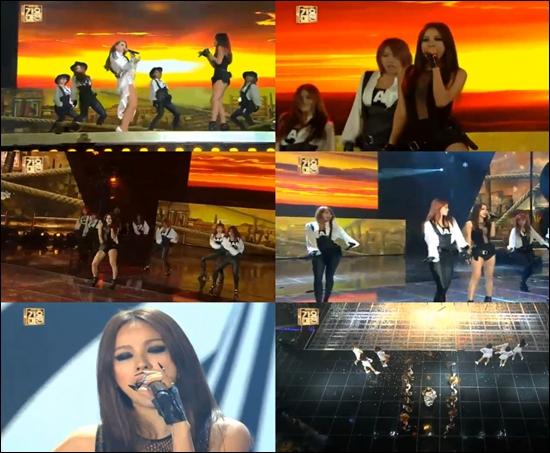 イ・ヒョリ&2NE1(トゥエニィワン)CL、「2013 SBS歌謡大祭典」でコラボステージ披露!