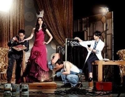 ドラマ「ミス・コリア」メインポスター公開!華やかなイ・ヨニとクイーンメーカーの姿に期待集まる