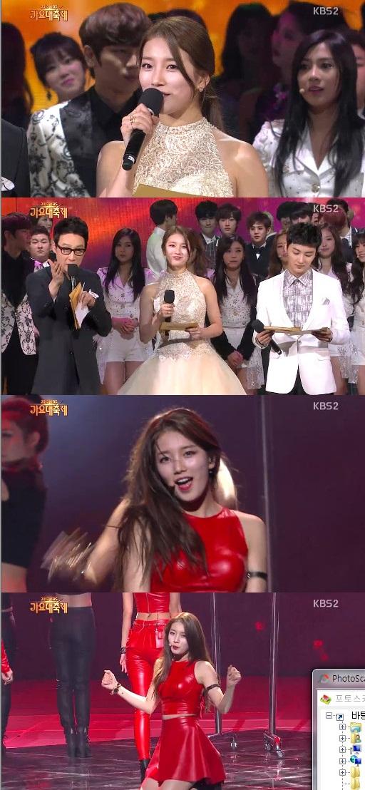 「KBS歌謡大祝祭2013」Miss Aスジ、清純&セクシーな衣装に大注目!