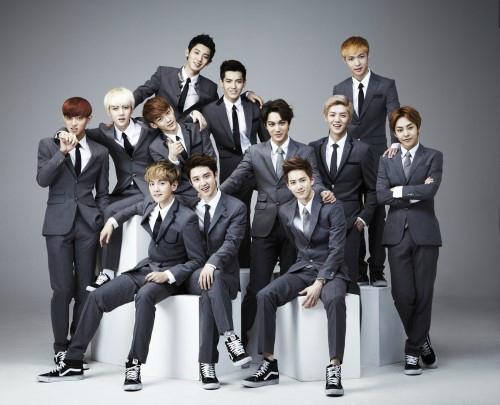 EXOの写真