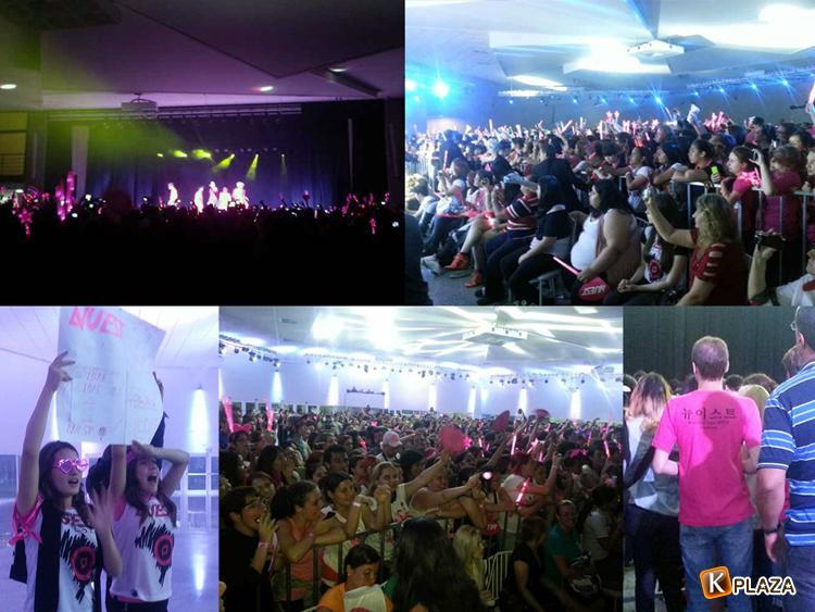 ブラジルが大騒ぎ!NU`EST(ニューイースト)ブラジルコンサート大盛況! 南米での人気を証明!!