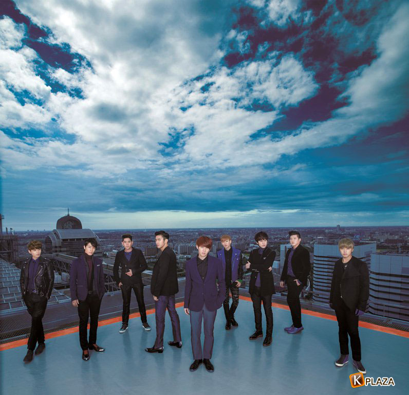 SUPER JUNIOR(スーパージュニア)5thシングル「Blue World」 東京ジョイポリスでのリリース記念イベントに最新ガチャも登場!