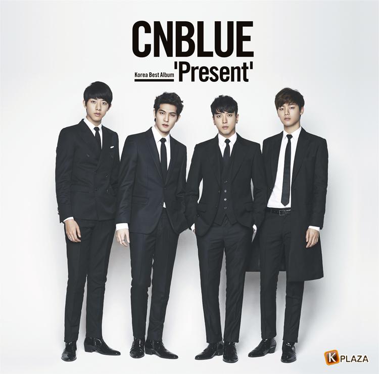 CNBLUE(シーエヌブルー)ベストアルバム「Korea Best Album'Present'」ジャケット画像を解禁!