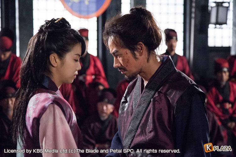 CNBLUEイ・ジョンシン、ノ・ミヌも出演!「剣と花」はどんなドラマなのか?
