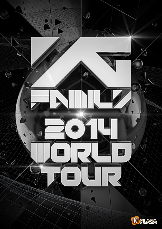 BIGBANG、2NE1、PSYらが出演する「YG Family Concert in Japan」再び!!