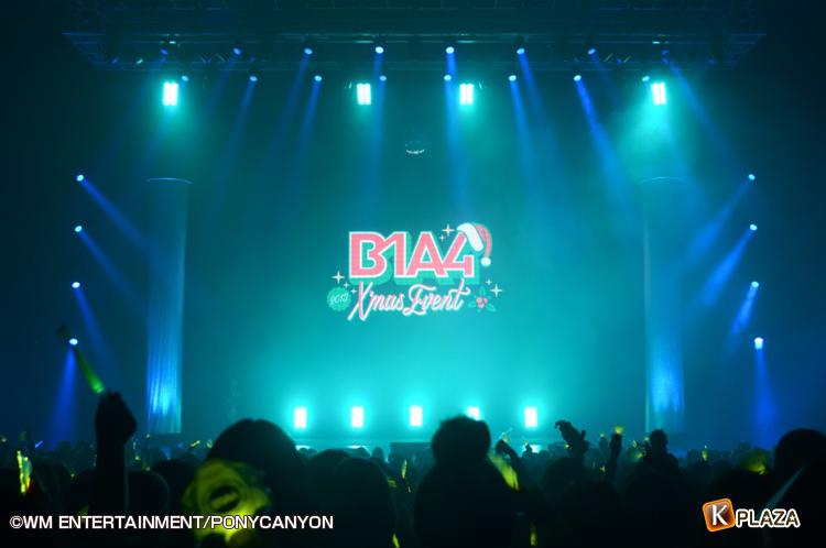 B1A4イベント写真