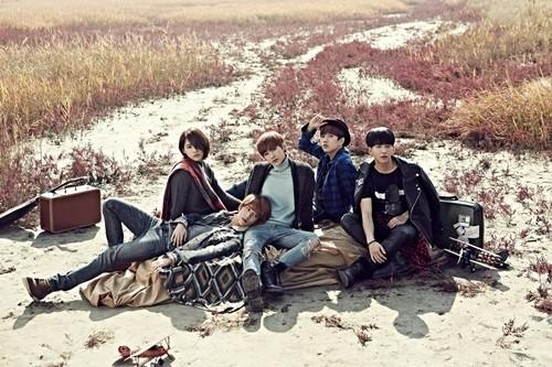 B1A4、新曲「LONEY」主要音楽チャートを制覇!!