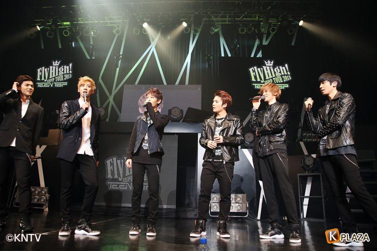 TEENTOP(ティーントップ) Zepp Tour 2013 Fly High! 取材レポート!(全2ページ)