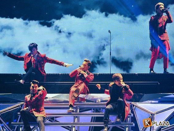 BIGBANG 77万1千人を魅了した、海外アーティスト史上初の日本6大ドームツアーが京セラドームにて大盛況の中閉幕!!
