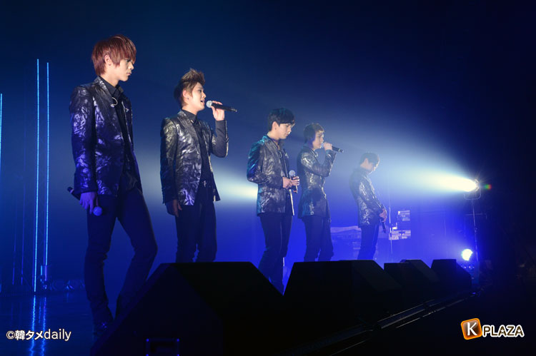 MBLAQオフィシャル舞台7