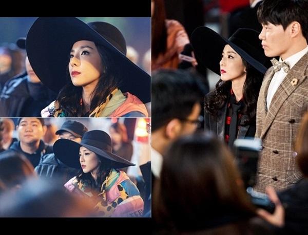 2NE1のDARA、トップ女優役でドラマ「星から来たあなた」最終回に特別出演していた!