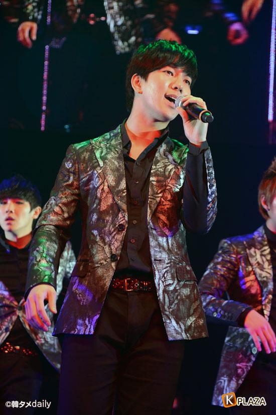 MBLAQオフィシャル舞台9
