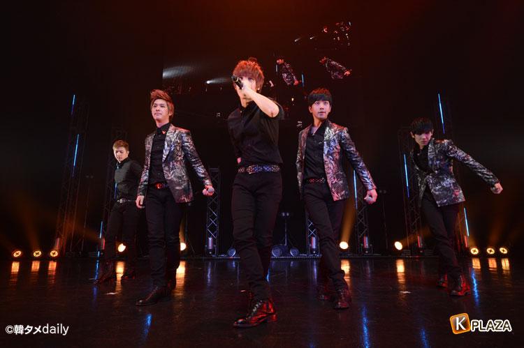 MBLAQオフィシャル舞台2