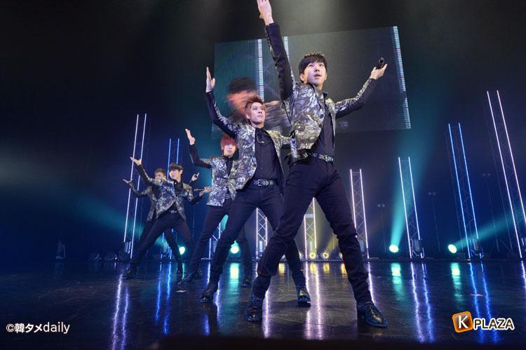 MBLAQオフィシャル舞台6